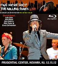 Rolling Stones - Prudential Center II 2012 PPV