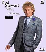 Rod Stewart - AVO + Christmas 2012