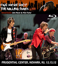 Rolling Stones - Prudential Center I 2012