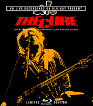 The Cure - Chicago 2013