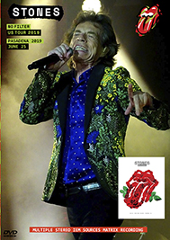 Rolling Stones - Pasadena 2019 STEREO