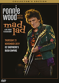 Ron Wood - Shepherd's Bush 2019