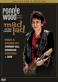 Ron Wood - Symphony Hall 2019