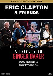 Ron Wood - A Tribute To Ginger Baker